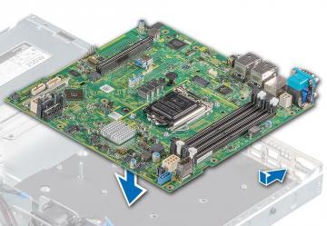 Bo mạch chủ máy chủ Dell PowerEdge R240 mainboard